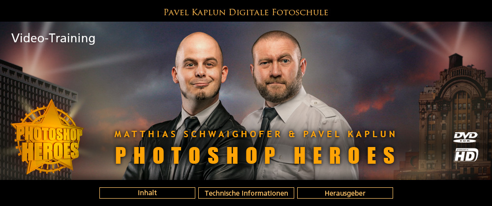 Photoshop Heroes