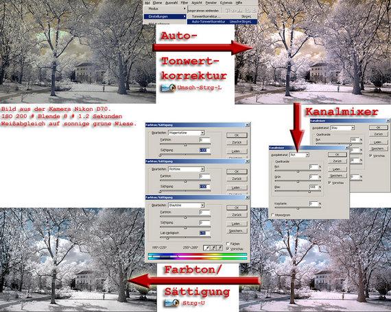 Farb IR Optimierung (klicke ins Bild f�r die Ansicht in Originalgr��e)