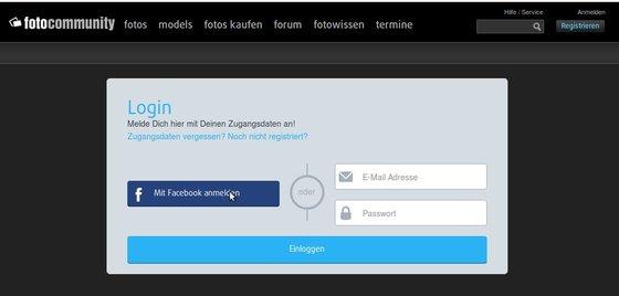www facebook einloggen